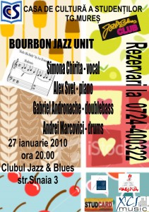 jazz Oportunitati Bourbon Jazz