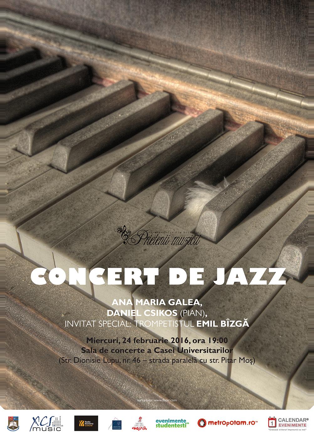 Concert de jazz New Landscapes