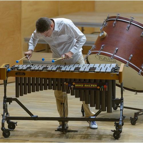 Alexandru Anastasiu,Violin vs. Percussion, ICon Arts 2015
