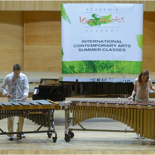 ICon Arts 2015, Concertul studentilor