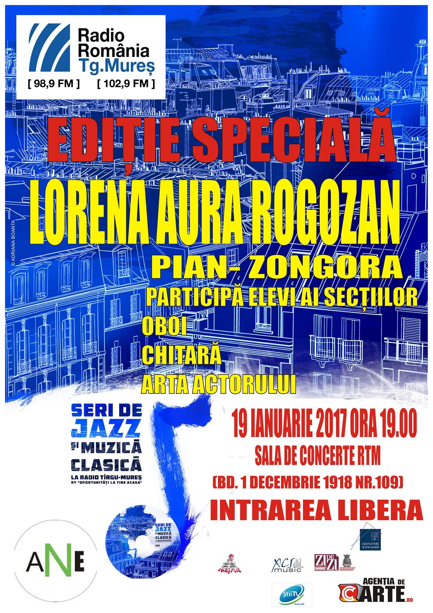 event ianuarie 2017
