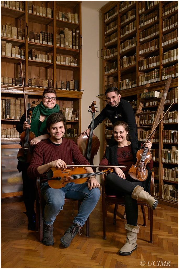 01 Solartis Quartet in biblioteca
