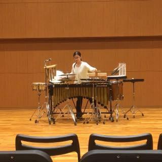 Chiyuki Funakoshi - marimba