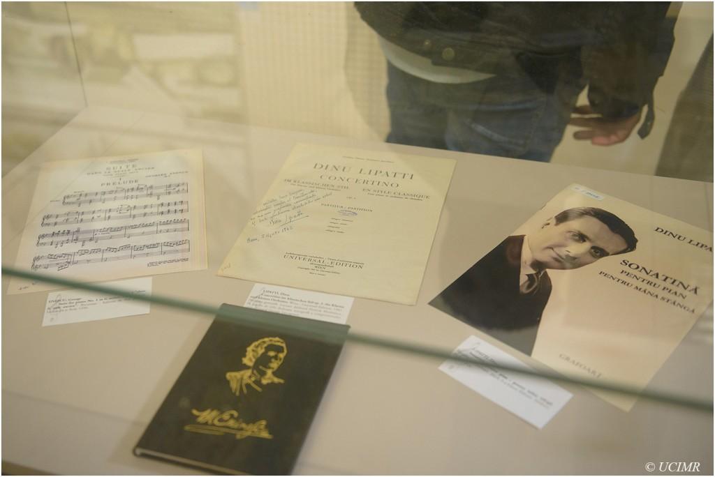 Expozitie Enescu Lipatti