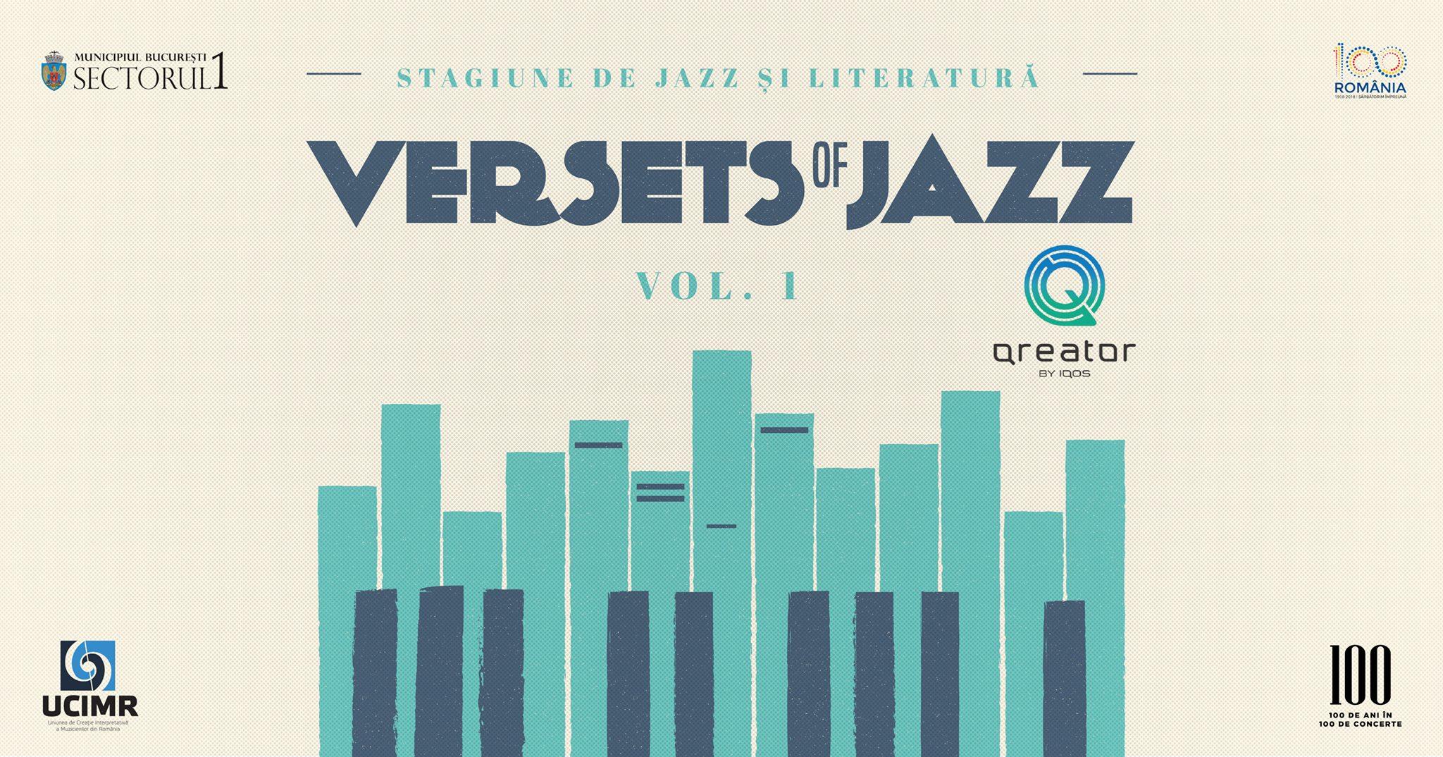 versets of jazz bucuresti