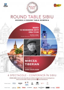 Poster-Mircea-Tiberian-la-Round-Table-Sibiu