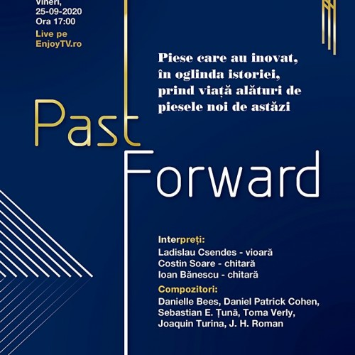 _Poster Past Forward Biblioteca Nationala