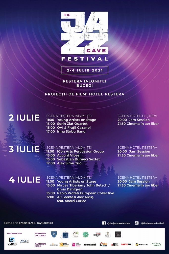 The Jazz Cave Festival_Poster