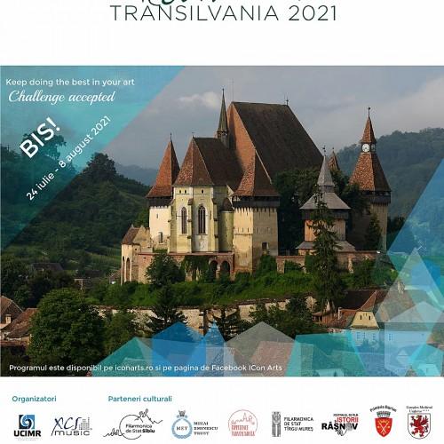 Poster ICon Arts 2021